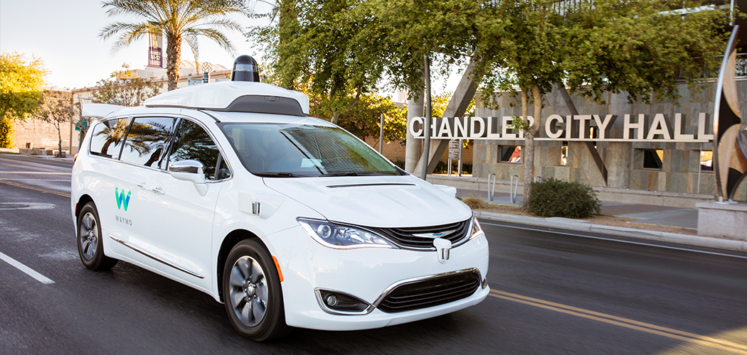 Riding in a Robot: The launch of Driverless Taxis in Phoenix